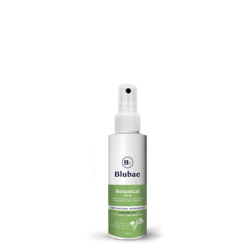 Blubae Botonical Spray 125 ml-made with 100 percent natural ingredients