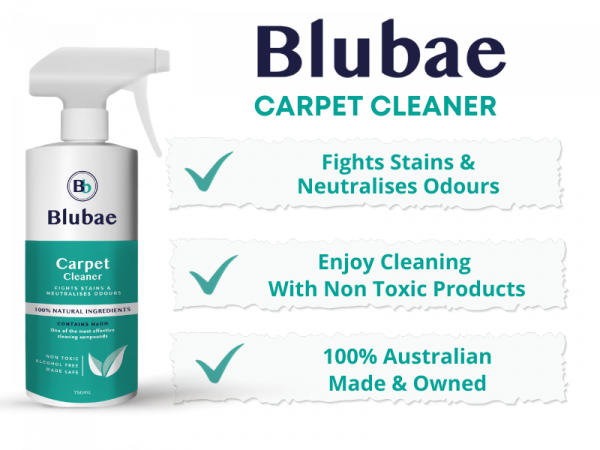 Carpet Cleaner spray that works well