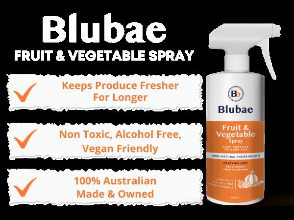 Fruit & Vegetable spray that works
