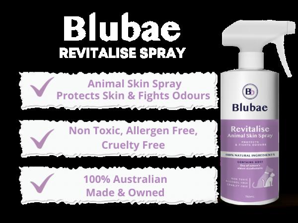 Revitalise pet spray that works