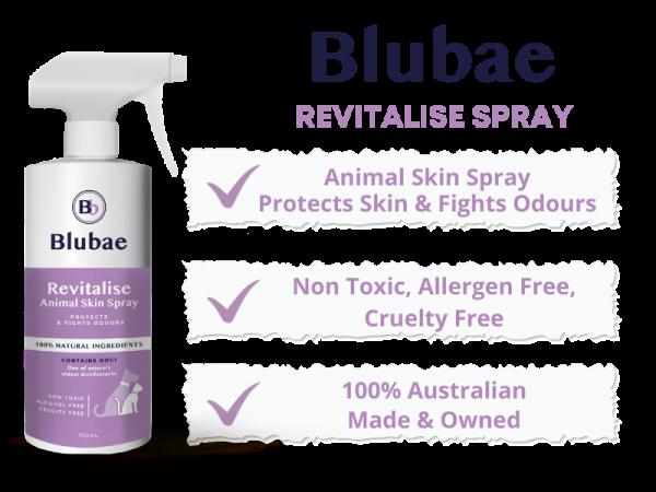 Revitalise pet spray that works2